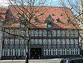 Braunschweig Brunswick Haus zur Hanse (2006).JPG