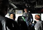 Brazilian VIPs tour USS America 140804-N-CC789-186.jpg