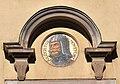 Bregenz Neues Rathaus Mosaik Ulrich von Montfort.jpg