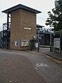Brentford station north entrance.JPG