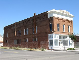 Brewster Building (Galt, California) United States historic place