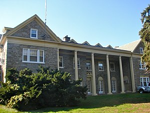 Henry West Breyer Sr. House - Henry West Breyer Sr. House, November 2011