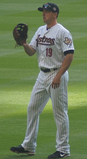 Brian Bogusevic - Bogusevic with the Houston Astros