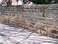 Bricked up windows in wall of Wadsley School - geograph.org.uk - 737860.jpg