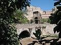 Bridge and Gate of Springs, Theodosian Walls, Constantinople.jpg