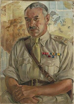 Ivan de la Bere - de la Bere, by Leslie Cole, 1943