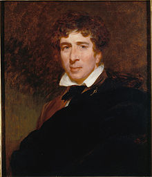Charles Kemble, by Henry Perronet Briggs. Oil on canvas, before 1832 (Source: Wikimedia)