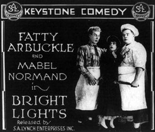 <i>Bright Lights</i> (1916 film) 1916 film by Roscoe Arbuckle