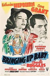 <i>Bringing Up Baby</i> 1938 film by Howard Hawks