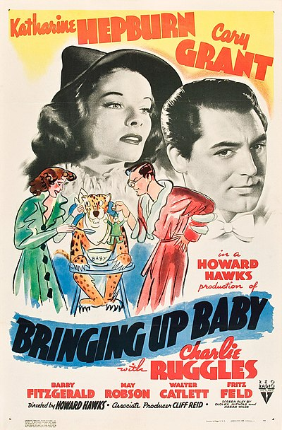 Picture of a movie: Bringing Up Baby