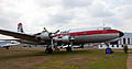 British Eagle DC-6 3 (5985527404).jpg