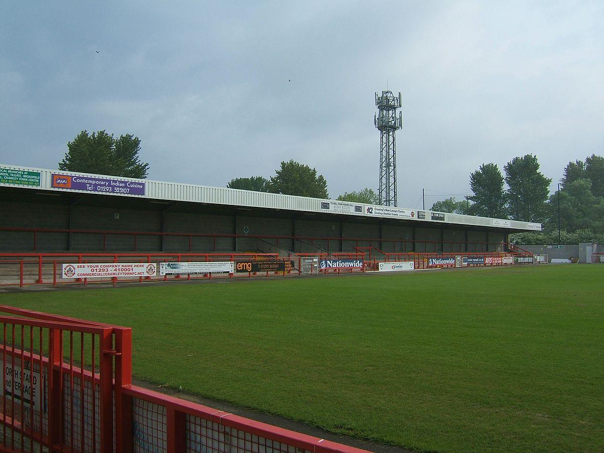 Crawley Town Fc  U2013 Wikipedia