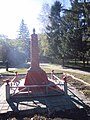 Brotherhood grave of fighters for Soviet power Izium 3.jpg
