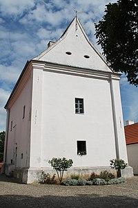 Brtnice, kaple Panny Marie Pomocné (2017-07-25; 01).jpg