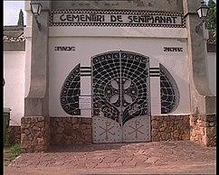 Cementeriode Sentmenat (1905)