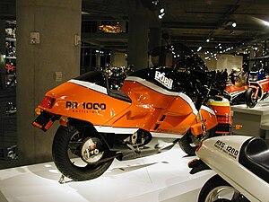 Buell Motorcycle Company - RR1000 Battletwin