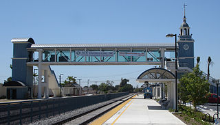 Buena Park station