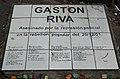 Buenos Aires - Avenida de Mayo - Gastón Riva memorial.jpg