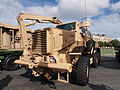 Buffalo MRAP ( Mine Resistant Ambush Protected Vehicle ) photo-6.JPG