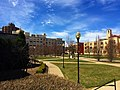 Buffalo NY - Canisius College - Quad.JPG