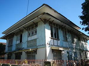 Bugallon, Pangasinan - Heritage house (Atty. Agerico V. Guiang)