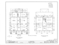 Bulloch Hall, Roswell, Fulton County, GA HABS GA,61-ROSW,1- (sheet 1 of 3).png
