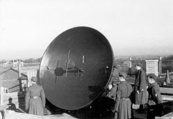 Entfernungsmesser Radar : Geschichte des radars u wikipedia