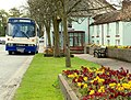 Bus, Scarva - geograph.org.uk - 774790.jpg