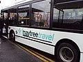 Bus at Leigh, Greater Manchester - DSC09980.JPG