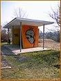 Bus stop's graffiti - panoramio.jpg