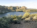 Butcher Jones Trail - Mt. Pinter Loop Trail, Saguaro Lake - panoramio (35).jpg