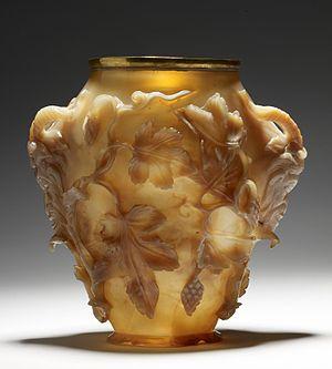 "Objet d'art - Image: Byzantine The ""Rubens Vase"" Walters 42562"