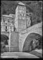 CH-NB - Saint-Maurice (VS), Château, vue partielle - Collection Max van Berchem - EAD-9450.tif