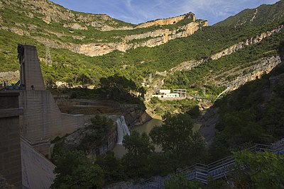 Picture of Central hidroelèctrica de Terradets