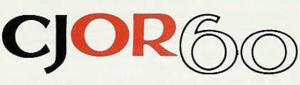 CKPK-FM - Image: CJOR 1972