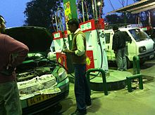 Natural gas vehicle - Wikipedia