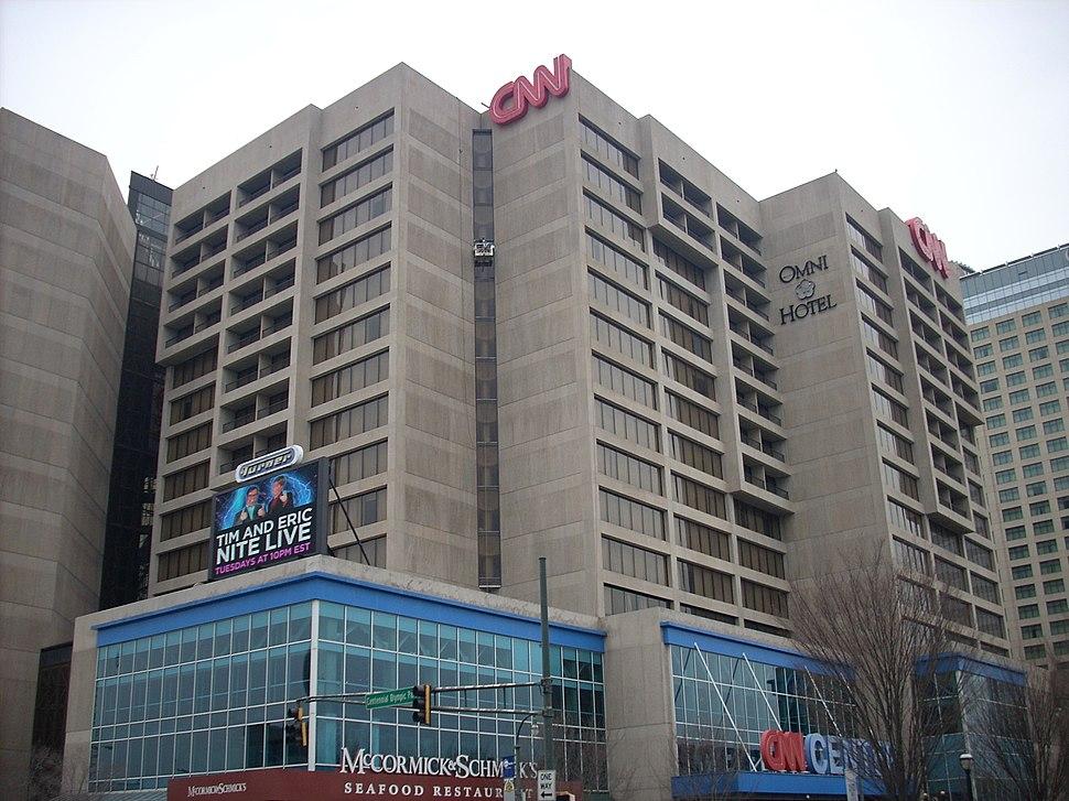 CNN ATLANTA MARCH 2008