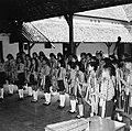 COLLECTIE TROPENMUSEUM Angklungorkest van de Christelijke basisschool Paulus I TMnr 20000363.jpg