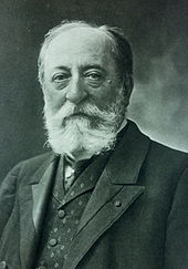Biography of Charles Camille Saint Saens