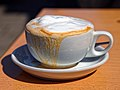 Caffè Latte at The Royal Albion Hotel, Broadstairs, Kent, England.jpg