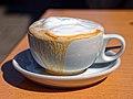 Caffè Latte at The Royal Albion Hotel, Broadstairs, Kent, England.jpg