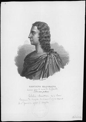 Caffarelli (castrato) - Gaetano Majorano
