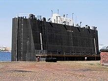 Caisson Lock Gate Wikipedia