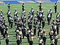 Cal Band performing at UC Davis at Cal 2010-09-04 8.JPG