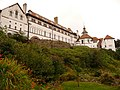 Caldey Island, the abbey from the north - geograph.org.uk - 2026050.jpg
