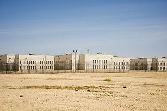 California City, California - The California City Correctional Center