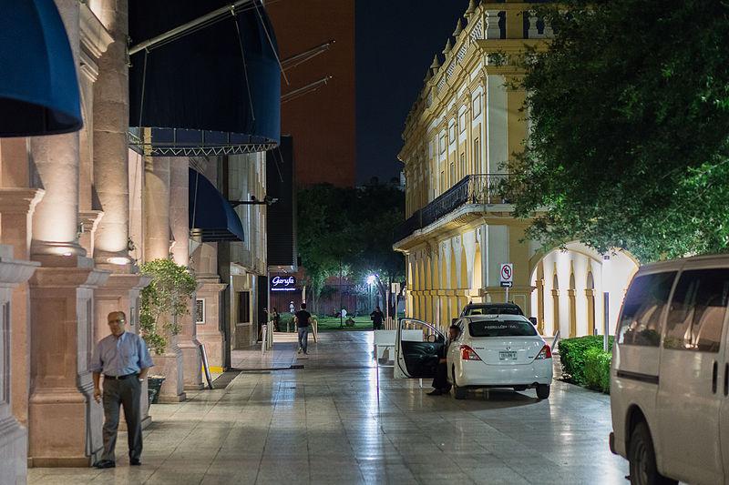Melhor hotel no centro de Monterrey