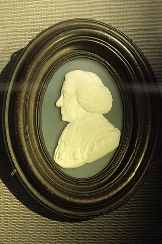 William Robertson (historian) - Cameo of Rev. William Robertson (1721-93), 1791, Scottish National Portrait Gallery