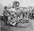 Camp de prisonniers - Camp de prisonniers allemands, l'orchestre - Kenitra - Médiathèque de l'architecture et du patrimoine - AP62T060975.jpg