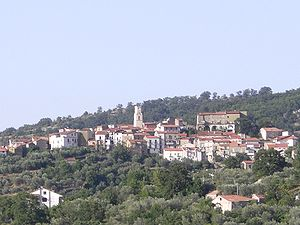 Campora - Panoramic view of Campora